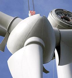voortgang bouw windpark